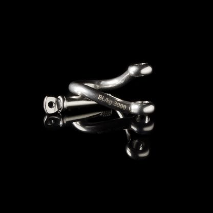 Stainless Steel Shackle twisted 8 mm