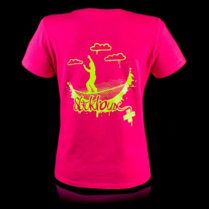 Slackhouse T-shirt Happy