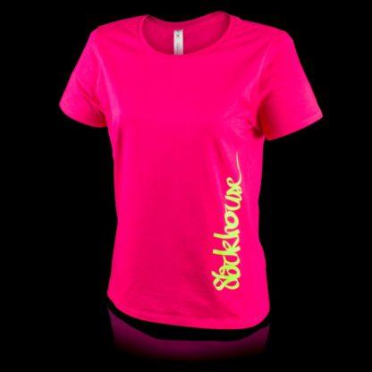 Slackhouse T-shirt Happy damski